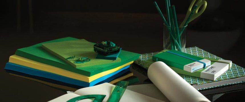 Vuoden 2013 väri on vihreä 3