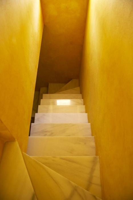 keltaiset portaat