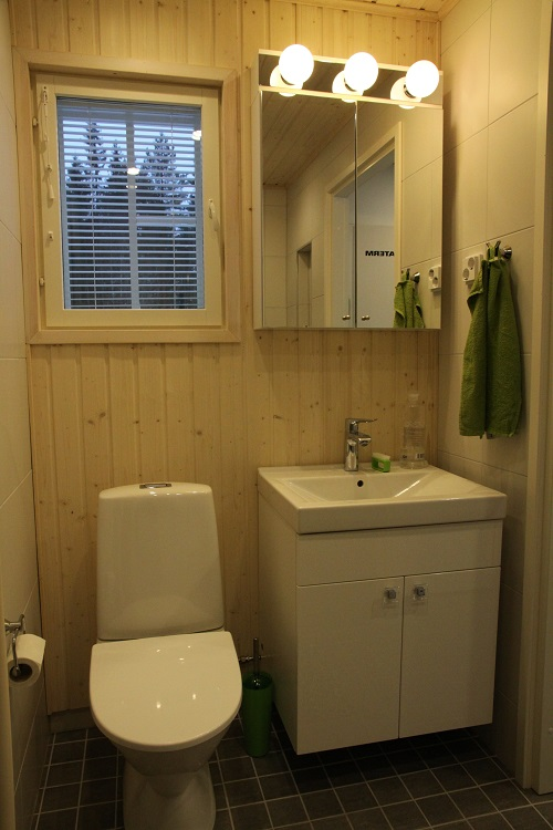 wc sauna