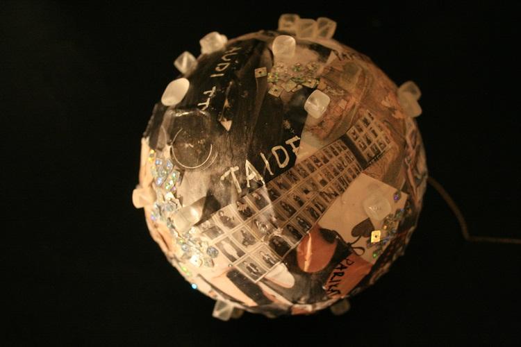 Kristallipallo 5