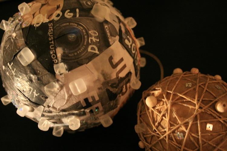Kristallipallo 8