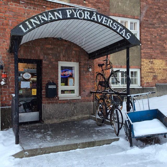 Pyöräverstas Hämeenlinna