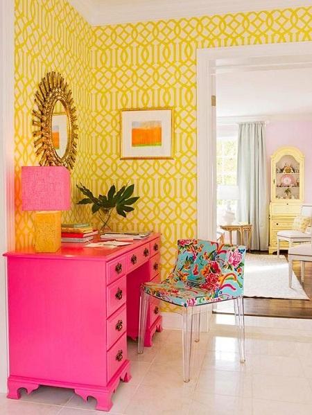Pinkki ja keltainen 8