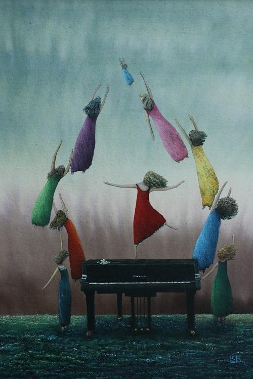 Sointujen tanssi - Seija Levanto