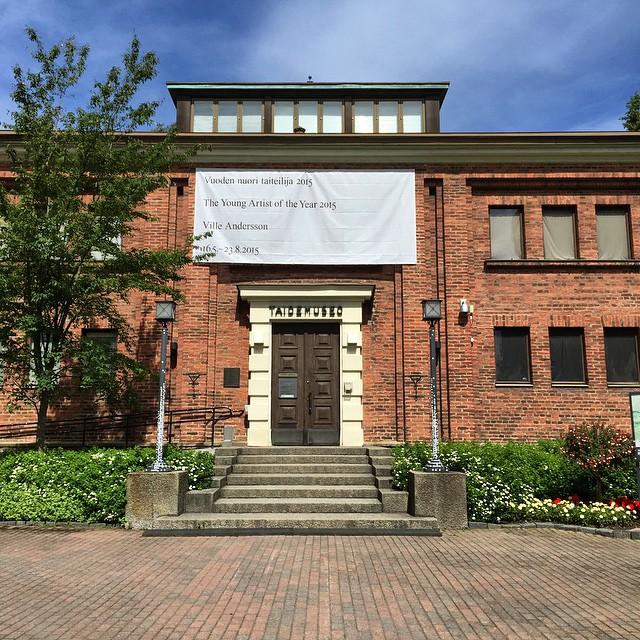 Tampereen Taidemuseo 2